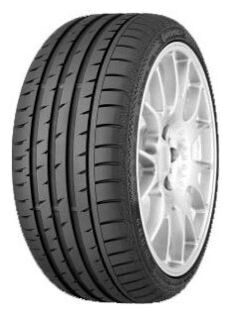 Continental ContiSportContact 3 RunFlat 245/45 R18 96Y