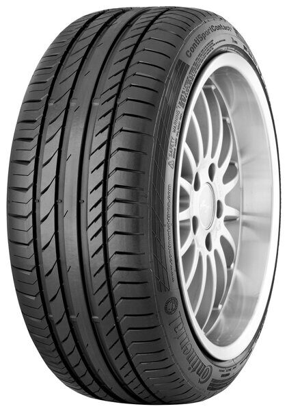 Continental ContiSportContact 5 SUV SSR 255/50 R19 103W