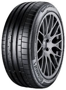 Continental SportContact 6  245/35 ZR20 95(Y)