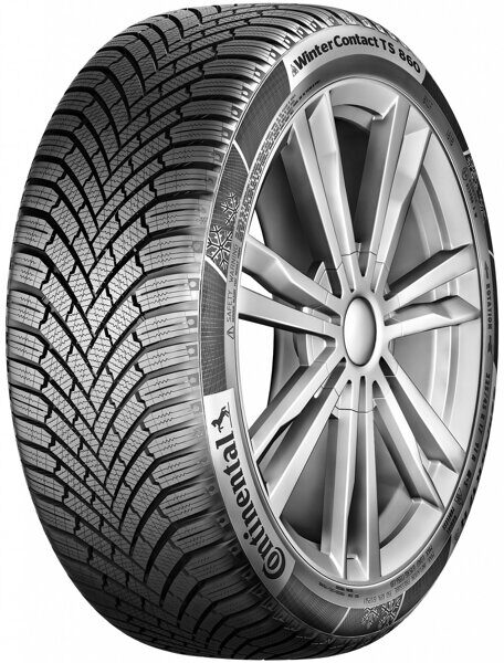 Continental ContiWinterContact TS 860 S  255/55 R19 111V