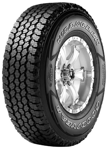 Goodyear Wrangler All-Terrain Adventure With Kevlar  245/65 R17 111T