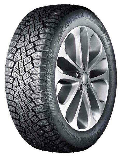 Continental IceContact 2 KD 215/55 R17 98T